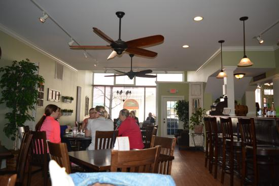 Centreville, MD: Commerce Street Creamery & Coffee Shop