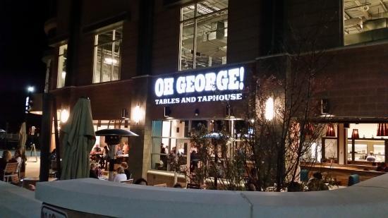 Fairfax County, Wirginia: Oh George