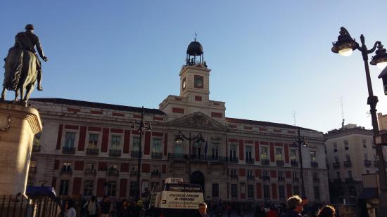 Puerta Del Sol Madrid Picture Of Puerta Del Sol
