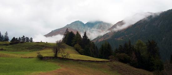 Pragraten, Österrike: Ausritt in traumhaft schöner Region, Nationalpark Hohe Tauern