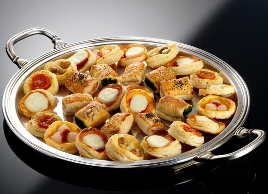 Pasticceria Première: Banchetti e prodotti salati