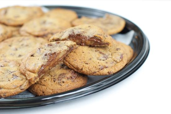 Brown Bag Deli Award Winning Chocolate Chip Cookies