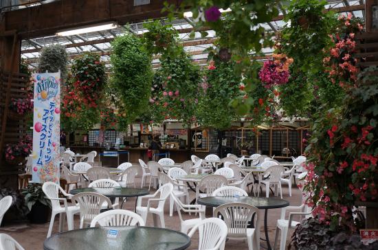 Matsue Vogel Park Restaurant Flora