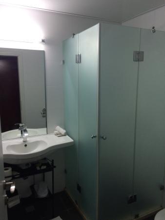 Villa Nazareth Hotel: Badezimmer
