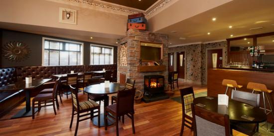 Corriegarth Hotel : Restaurant