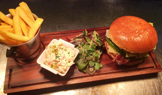 Corriegarth Hotel : Traditional food served