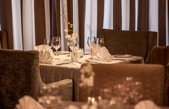 The Sugar Club: Intimate tables