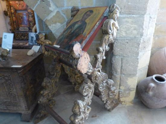 Cyprus Folk Art Museum: Bible Stand