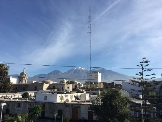 Pirwa Arequipa Park Hostel