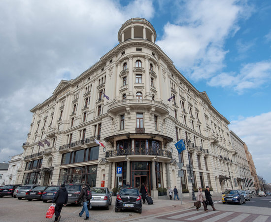 Tauck Tour Start - Review of Hotel Bristol, a Luxury Collection Hotel