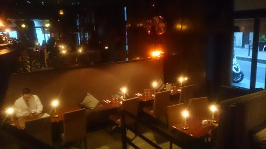 Carpe Diem Cafe: un joli lieu, spacieux