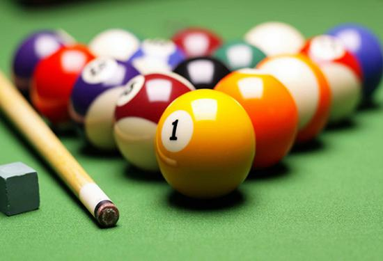 Princeton, MN: Pool Tournaments and Calcutta!
