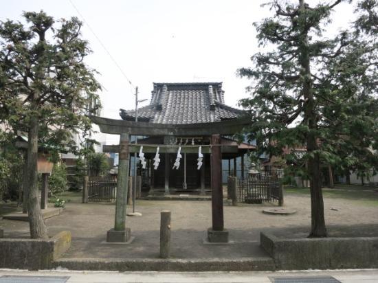 Tatsumi Shrine