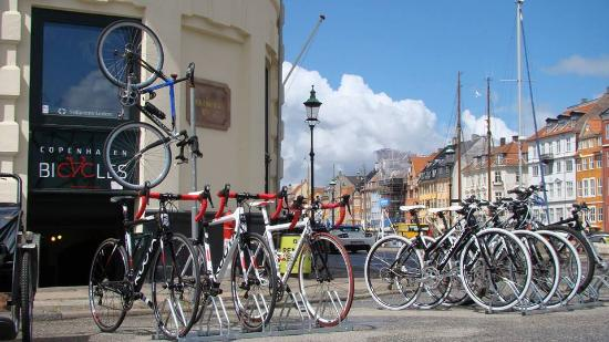 The shop - Picture of Copenhagen Bicycles, Copenhagen - TripAdvisor