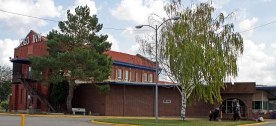 Lewistown, MT: Yogo Inn Exterior