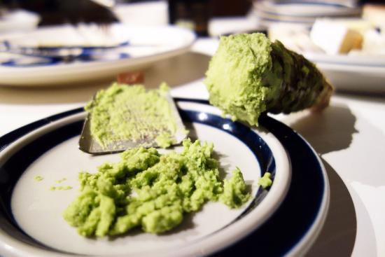 Tamaruya Honten: wasabi