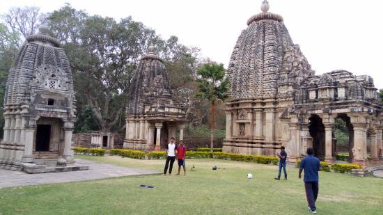 Rawatbhata, Indien: Temple complex.