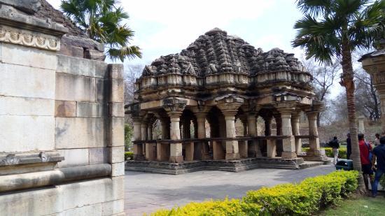 Rawatbhata, Indien: Shiva temple.