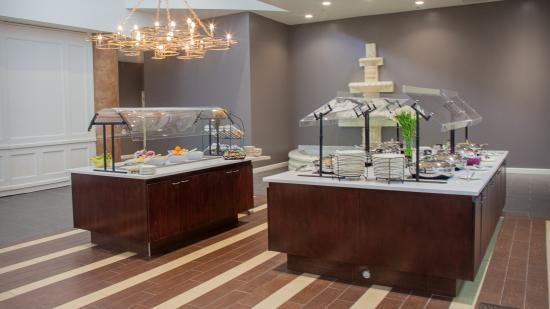 Holiday Inn  Panama City: Breakfast Bar