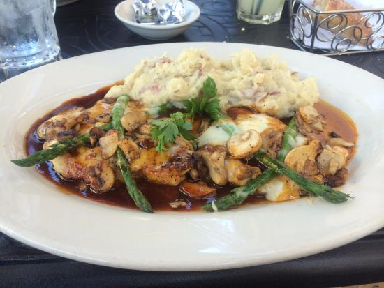 The Cheesecake Factory: Chicken Madera