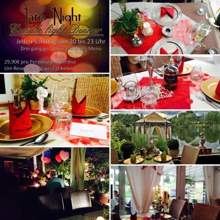 Seestuben Restaurant: romantisch