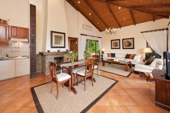 Bellavista Country Place: Sea View Suite No. 1 - lounge