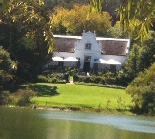 Kuils River, Sudáfrica: Manor House