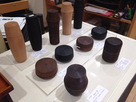 Ishikawa Prefectural Museum for Traditional Products and Crafts : 展示物10