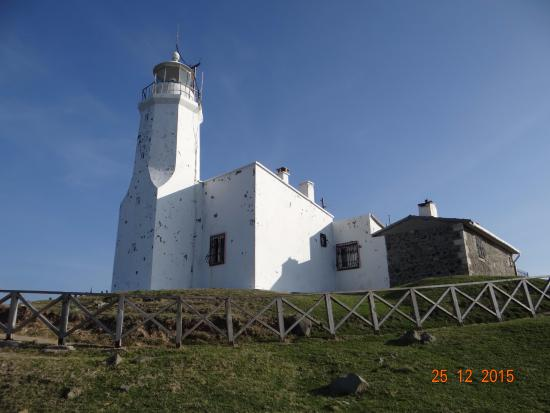 İnceburun Feneri - Picture of Inceburun Lighthouse, Sinop ...