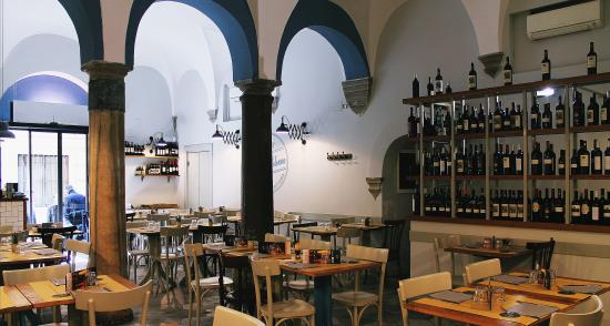 Photo of Italian Restaurant Antica Trattoria Pizzeria Due Colonne at Via Del Seminario, 122, Rome 00186, Italy