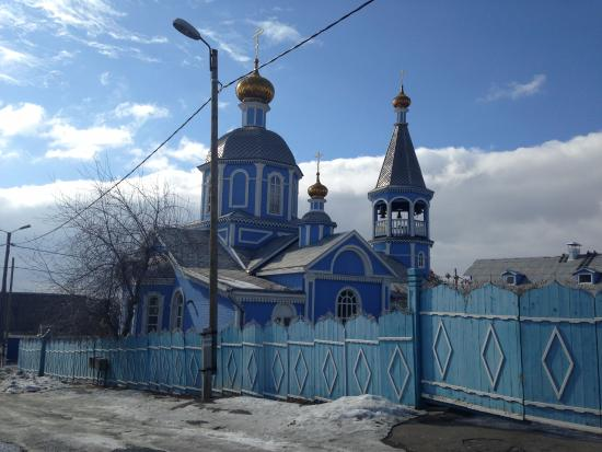 Orthodox Church of the Assumption of the Mother of God