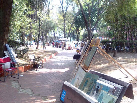 Hotel Sevilla: El Jardin del arte buena opcion para los que gustan de el