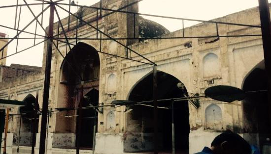 Mosque of Mariyam Zamani Begum