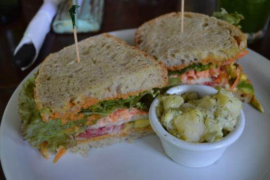 Food - The Garden Cafe Photo