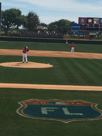 Space Coast Stadium: FL league spring training