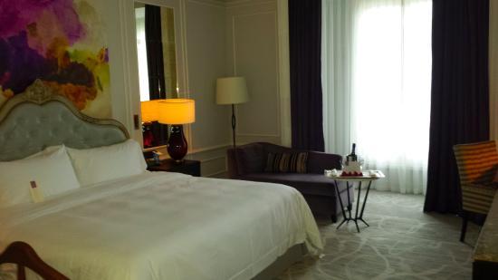 Hotel Maria Cristina, a Luxury Collection Hotel, San Sebastian: Esta, seguramente, es de las más sencillas….