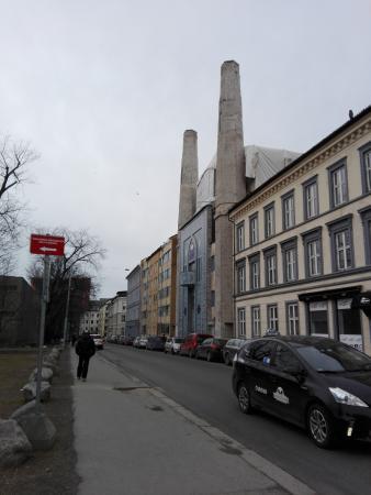 Mechet Picture Of Central Jam E Mosque At Gronland Oslo Tripadvisor