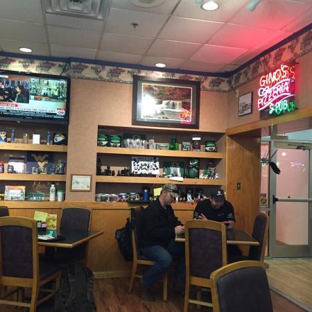 Charleston, Virginia Barat: Yeager Airport Restaurant