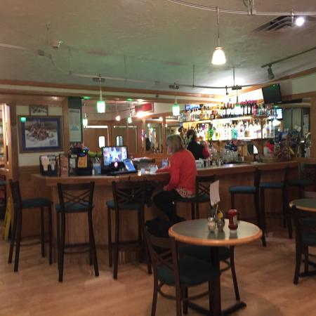 Charleston, فرجينيا الغربية: Yeager Airport Restaurant