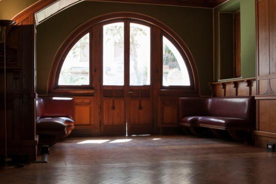 la sala da biliardo - Foto di Villino Florio, Palermo - TripAdvisor