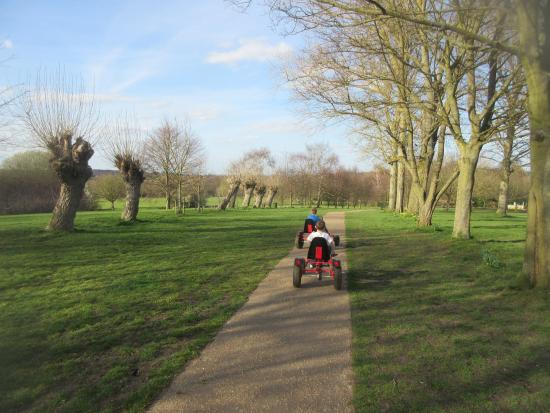 Swanley Park: Go-Karts for hire