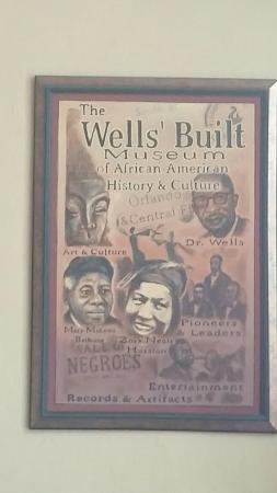 Wells' Built Museum of African American History: 20160325_124752_large.jpg