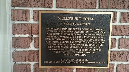Wells' Built Museum of African American History: 20160325_125020_large.jpg