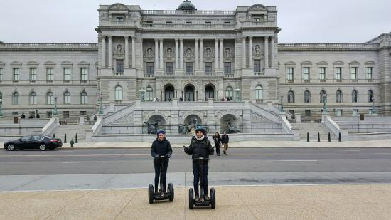 Private DC Segway Tours: 20160320_123542_large.jpg