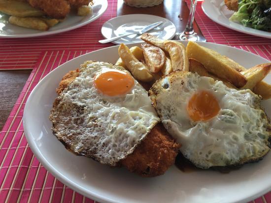 Foto De Mar Tierra Family Restaurant Conc N Buena Y