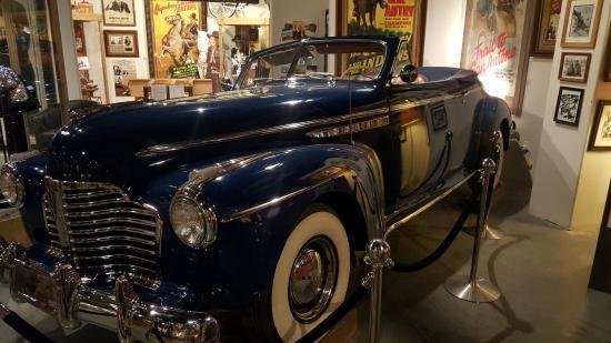 movie car picture of museum of western film history lone pine rh tripadvisor co za