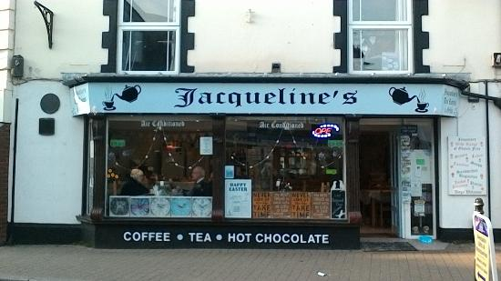 Jacqueline's Tea Rooms & Gifts