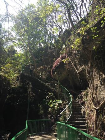 Parque Barranca De Amanalco