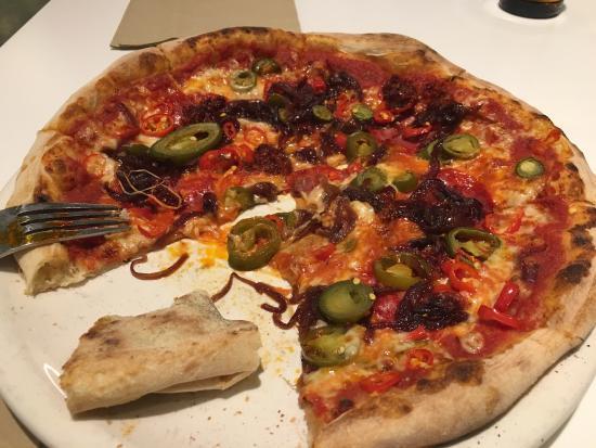 Pizzabuzz London City Of London Restaurant Reviews