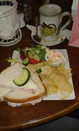 Food - Helene's Tea Room Photo